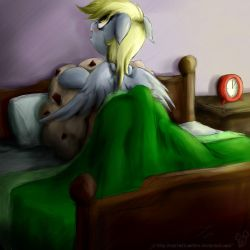 Derpy by rule1of1coldfire