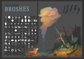 New brushes by Sylar113