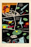 Alien Science Page Nine by cubist1234