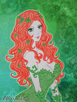 Poison Ivy by EllirianaRei