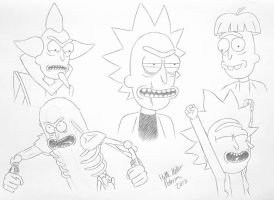 More Ricks by xCookie93