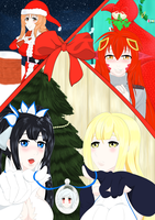 Christmas Picture 2015 by AlphaDeltaZeta