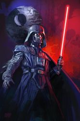 13 NoH Day 12 Darth Vader by Grimbro