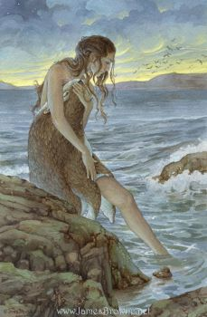 The Selkie by yaamas