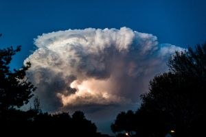 Thunder Cloud by charlesheadphotos