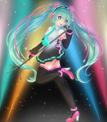 Hatsune Miku 01 by CeresMongrel