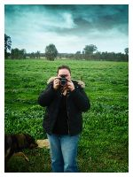 Photographing The Photographer by Delt4