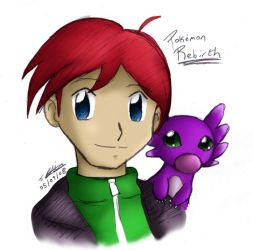 Caley and Psybab by pdutogepi