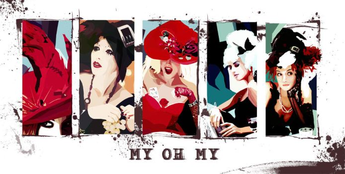 My Oh mY serie by Fidjies