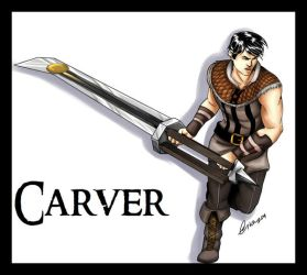 Carver - colored by madcoffee