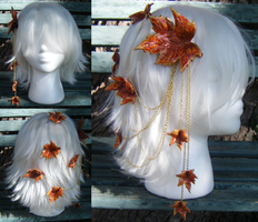 Autumn Head Piece by Arexandria
