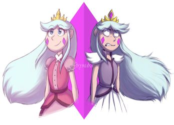 SVTFOE - Difficult changes by Gryndra
