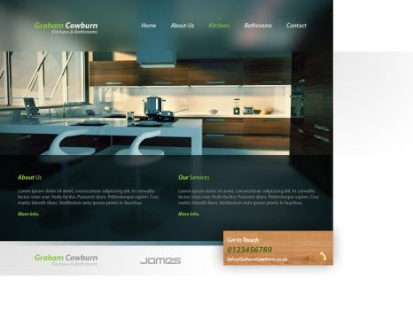 GC Kitchen and Bathrooms by jamesmtb
