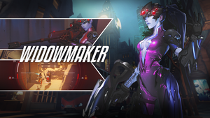 Widowmaker-Wallpaper-2560x1440 by PT-Desu