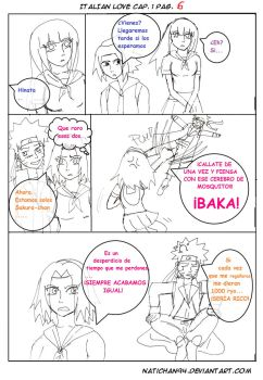 IL - NXS AND SXH Cp.1 Part.6 by natichan94