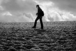 Beith,  Stepping Out On Chesil Beach by Earth-Hart