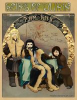 Heirs of Durin by Koebia