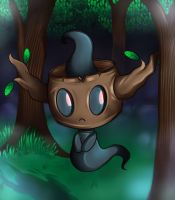 Pokemon - Phantump