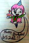 Happy birthday b5261 by The-Bright-Smile