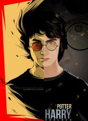 harry potter collab by gilbert86II