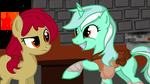 The Shaper and the Tough customer by FizzyFlatSoda