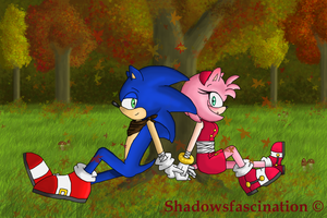 Sonamy BOOM | Autumn by Shadowsfascination