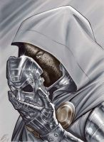 Doctor Doom by mrno74