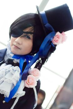 Ciel  Phantomhive by dancing-icicle