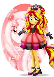 The Friendship Cup_Sunset Shimmer by jucamovi1992
