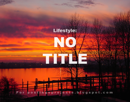 Lifestyle -  No Title by keelo15