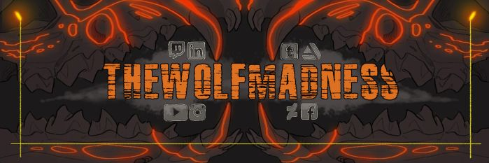 TheWolfMadness::.. Banner by TheWolfMadness