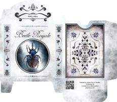 Beetle Run: Poker Deck Box - Light Variant by atomantic