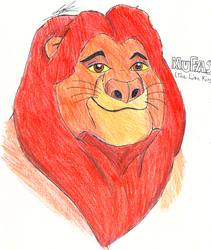King Mufasa by Africa2000