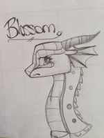 Random Blossom thingyyyy by InkyRainClouds