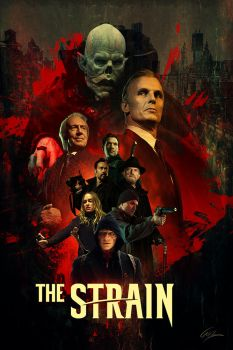 The Strain V2 by PZNS