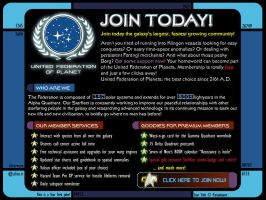 Join the Federation by the-silverware