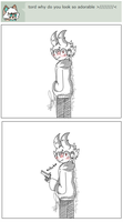 Ask monster Tom and the eddsworld gang 7 by BannaBerryCake
