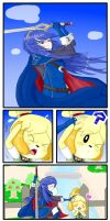 Don't harm Isabelle! by The-Gamer-Within