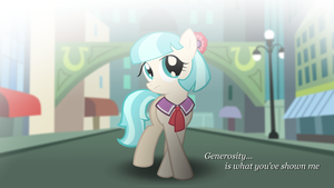 Generosity is What You've Shown Me (Wallpaper) by TheAljavis