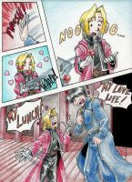 FMA-The Quick and the Fed by Hikaru9