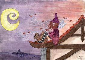 Autumn Dreams by WhimsicalWitch