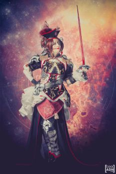 JAPAN EXPO 2016 - ECG Selections - WarHammer 40K by CoolADN