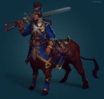 Rifleman by Duelisto