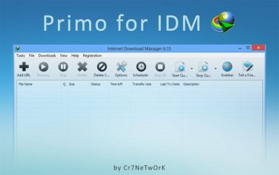 Primo for IDM by Cr7NeTwOrK