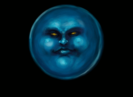 Moonface gif by Bruneburg