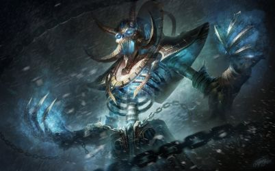 Kel Thuzad By Tamplierpainter-d5kmrst by yukinagato2