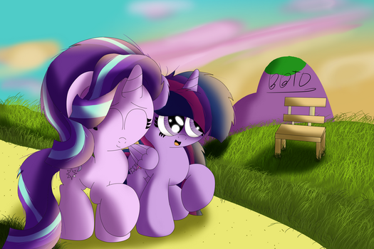 Scenery by Bronybehindthedoor