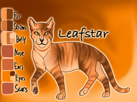 Leafstar of SkyClan - After the Flood by Jayie-The-Hufflepuff