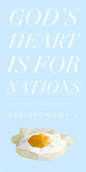 God's Heart Is For Nations by egnawg