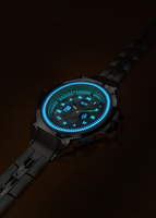 Wristwatch Finished by brektzar
